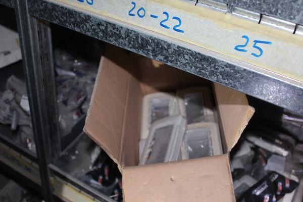 18#5709 Materiale elettrico e piccola ferramenta in vendita - foto 47