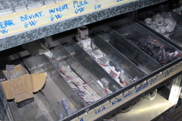 18#5709 Materiale elettrico e piccola ferramenta in vendita - foto 48