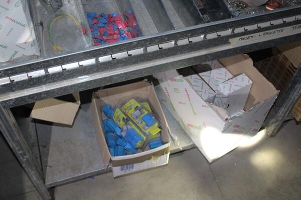18#5709 Materiale elettrico e piccola ferramenta in vendita - foto 58
