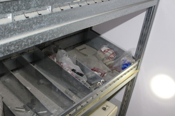 18#5709 Materiale elettrico e piccola ferramenta in vendita - foto 66