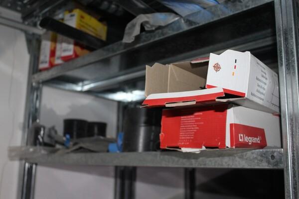 18#5709 Materiale elettrico e piccola ferramenta in vendita - foto 69