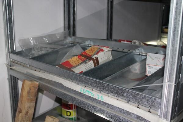 18#5709 Materiale elettrico e piccola ferramenta in vendita - foto 70