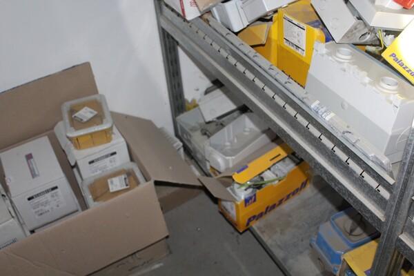 18#5709 Materiale elettrico e piccola ferramenta in vendita - foto 79
