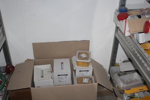 18#5709 Materiale elettrico e piccola ferramenta in vendita - foto 80
