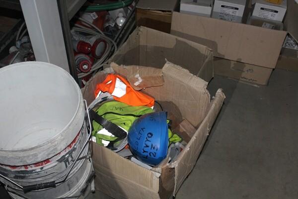 18#5709 Materiale elettrico e piccola ferramenta in vendita - foto 81