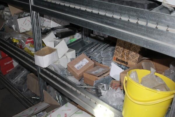 18#5709 Materiale elettrico e piccola ferramenta in vendita - foto 91