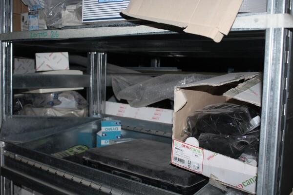 18#5709 Materiale elettrico e piccola ferramenta in vendita - foto 92