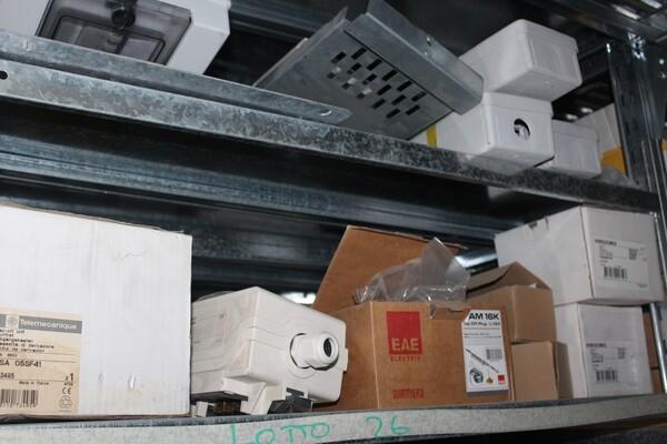 18#5709 Materiale elettrico e piccola ferramenta in vendita - foto 104