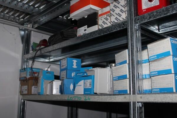 18#5709 Materiale elettrico e piccola ferramenta in vendita - foto 108