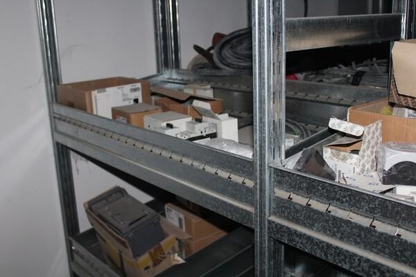 18#5709 Materiale elettrico e piccola ferramenta in vendita - foto 109