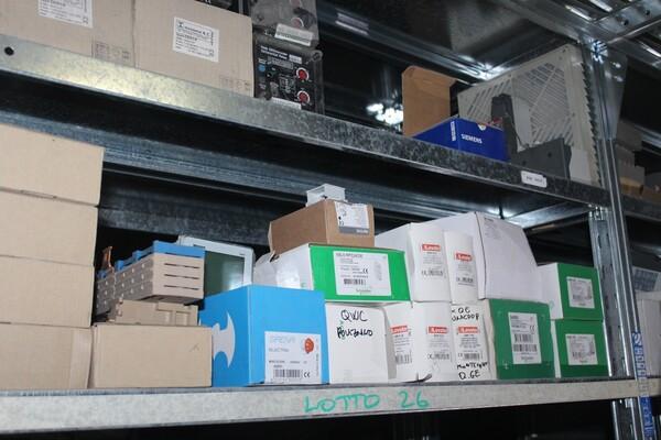 18#5709 Materiale elettrico e piccola ferramenta in vendita - foto 114