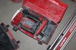 Laser e demolitore Hilti - Lotto 20 (Asta 5709)