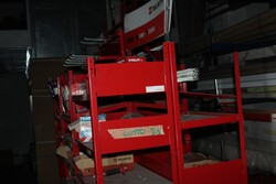 Shelving and electrical equipment - Lot 22 (Auction 5709)
