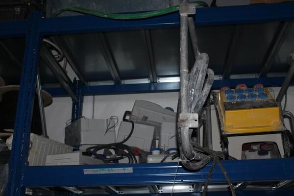 24#5709 Accessori per impianti da cantiere in vendita - foto 4