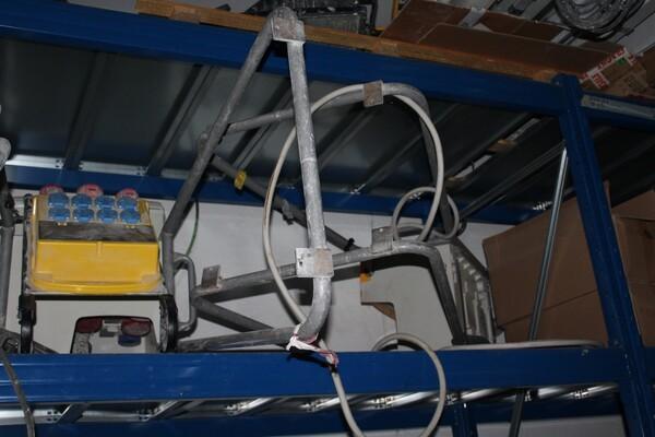 24#5709 Accessori per impianti da cantiere in vendita - foto 5
