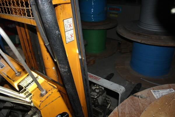 25#5709 Carrelli elevatori e transpallet in vendita - foto 6