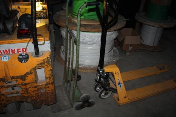 25#5709 Carrelli elevatori e transpallet in vendita - foto 9