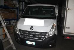 Autocarro Renault Master