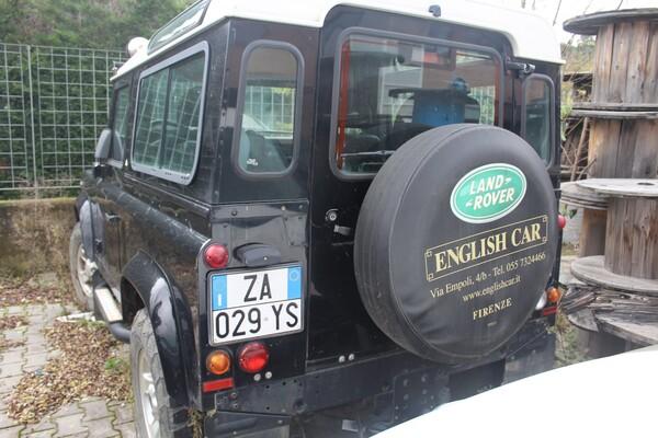 33#5709 Autovettura Land Rover Defender in vendita - foto 2