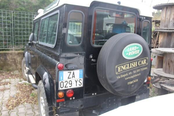33#5709 Autovettura Land Rover Defender in vendita - foto 3
