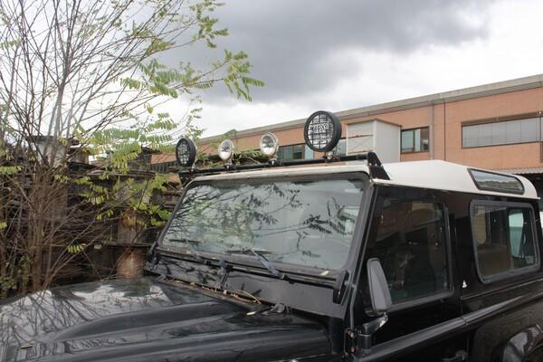 33#5709 Autovettura Land Rover Defender in vendita - foto 7