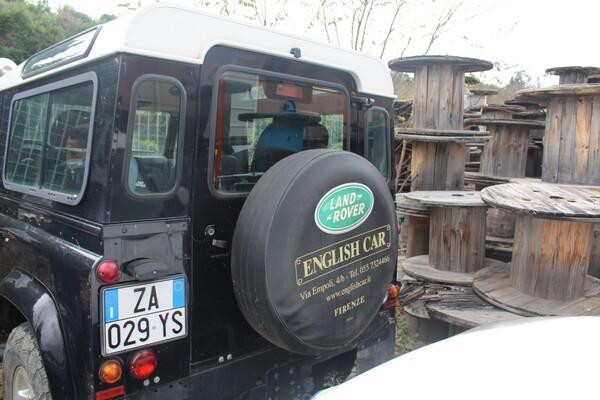 33#5709 Autovettura Land Rover Defender in vendita - foto 13