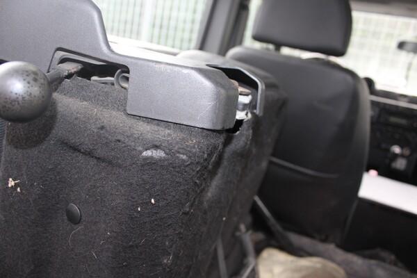 33#5709 Autovettura Land Rover Defender in vendita - foto 17