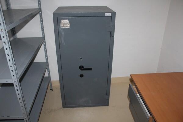 8#5709 Cassaforte Conforti e attrezzatura da ufficio in vendita - foto 5