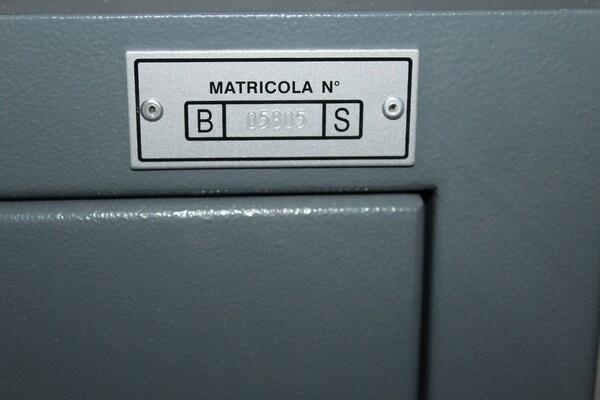 8#5709 Cassaforte Conforti e attrezzatura da ufficio in vendita - foto 6