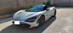 McLaren 720S Spider - Lot 1 (Auction 5711)