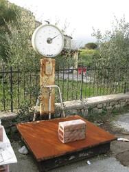 Weight scale - Lote 7 (Subasta 5713)