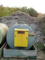 Cisterna per gasolio - Lotto 9 (Asta 5713)