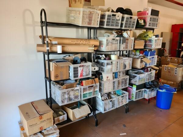1#5714 Attrezzature elettroniche e scaffalature in vendita - foto 3