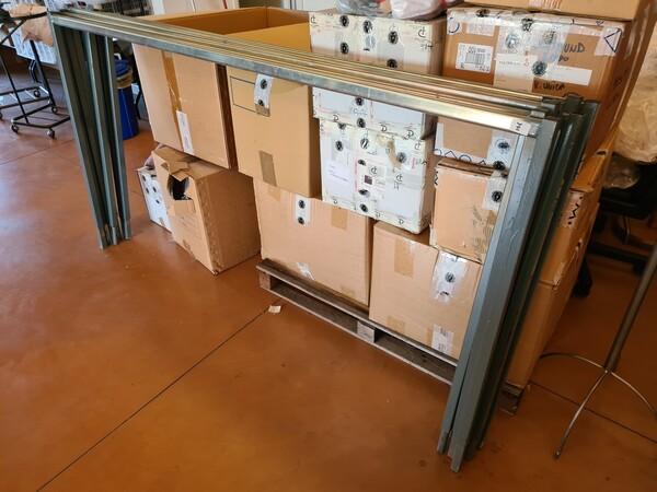 1#5714 Attrezzature elettroniche e scaffalature in vendita - foto 17