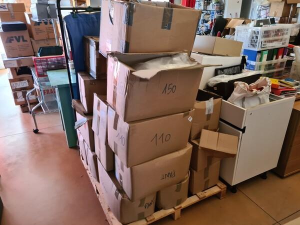 1#5714 Attrezzature elettroniche e scaffalature in vendita - foto 42