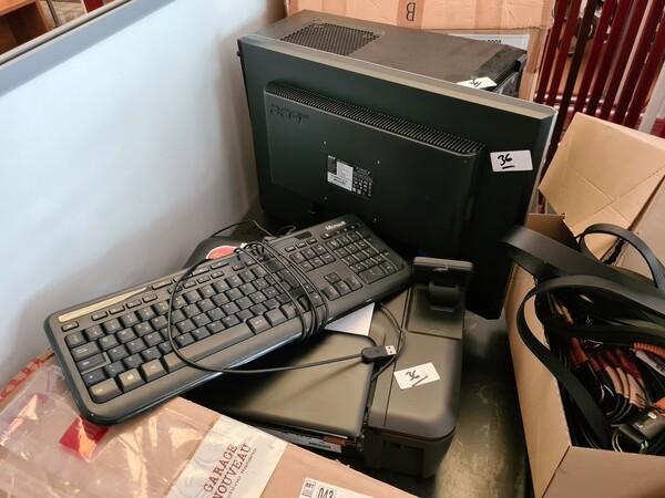 1#5714 Attrezzature elettroniche e scaffalature in vendita - foto 74