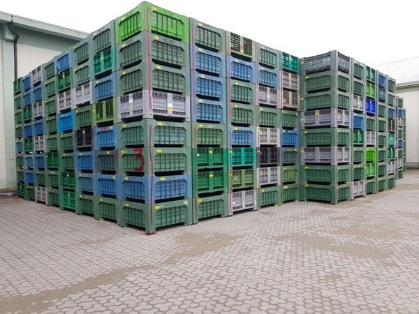 103#5715 Bins per frutta e verdura in vendita - foto 2