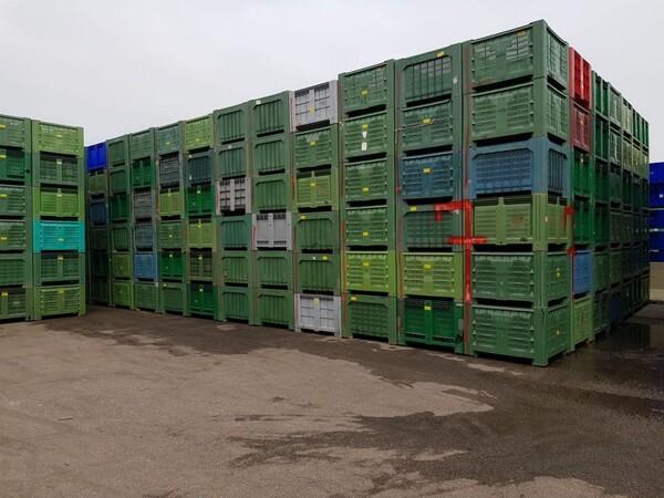 107#5715 Bins per frutta e verdura in vendita - foto 1