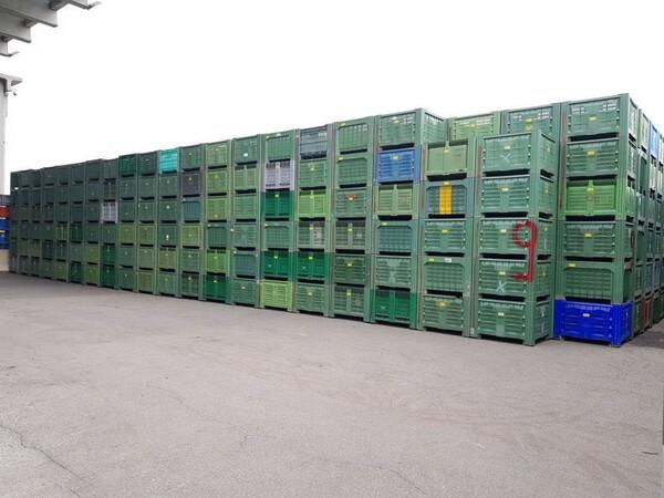 109#5715 Bins per frutta e verdura in vendita - foto 1