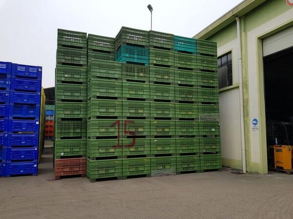 115#5715 Bins per frutta e verdura in vendita - foto 1