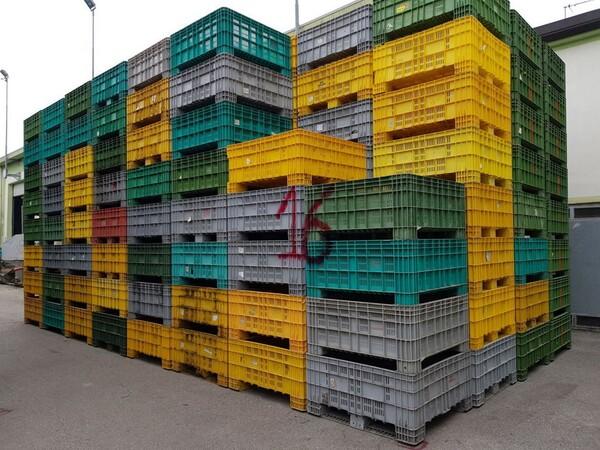 116#5715 Bins per frutta e verdura in vendita - foto 2