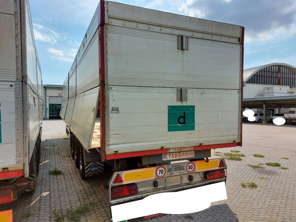 16#5715 Semirimorchio Tabarrini in vendita - foto 2