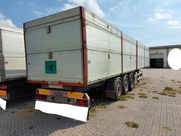 16#5715 Semirimorchio Tabarrini in vendita - foto 3