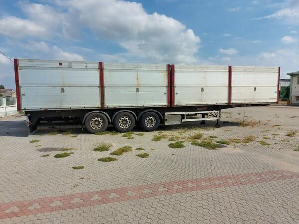 16#5715 Semirimorchio Tabarrini in vendita - foto 4
