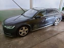 Autovettura Audi A6 Allroad Quattro