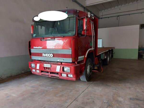 26#5715 Autocarro Iveco in vendita - foto 1