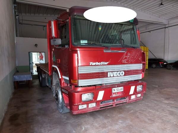 26#5715 Autocarro Iveco in vendita - foto 3