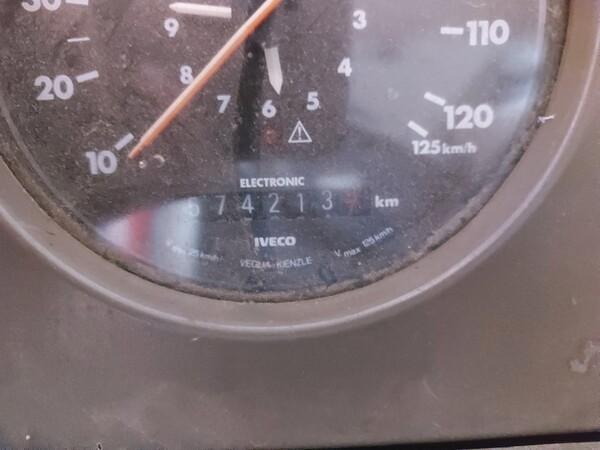 26#5715 Autocarro Iveco in vendita - foto 17