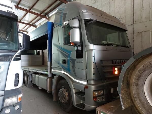 32#5715 Autocarro Iveco in vendita - foto 1