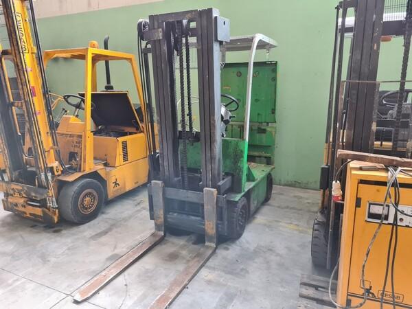 58#5715 Carrello elevatore Cesab in vendita - foto 4